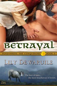 Cover Betrayal, Book 3