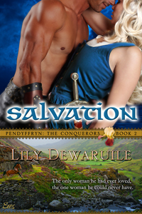 Cover Art: Salvation, Book 2