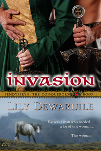 Cover Art: Invasion, Book 1